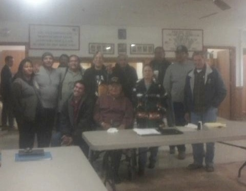 Black Hills Treaty Council and Oyate, October 21, 2017